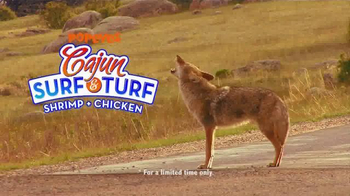 Popeyes Cajun Surf & Turf TV Spot, 'Fox' - Thumbnail 10