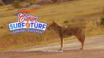 Popeyes Cajun Surf & Turf TV Spot, 'Fox' - Thumbnail 9