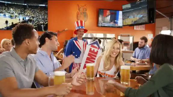Hooters TV Spot, 'Hooters Hooky: Tax Time' - Thumbnail 1