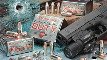 Hornady Critical Duty TV Spot, 'Police Officer' - Thumbnail 8