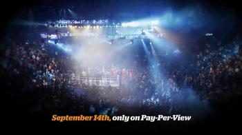 AT&T Go Phone TV Spot, 'Alvarez vs. Mayweather' - Thumbnail 1