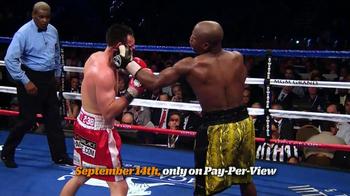 AT&T Go Phone TV Spot, 'Alvarez vs. Mayweather' - Thumbnail 10
