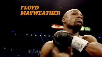 AT&T Go Phone TV Spot, 'Alvarez vs. Mayweather'