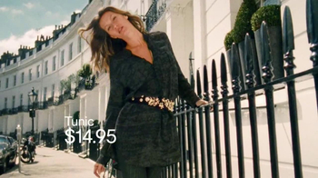 H&M TV Spot, 'Fall Fashion' Featuring Gisele Bundchen