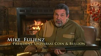Universal Coin & Bullion TV Spot, 'Diversification'