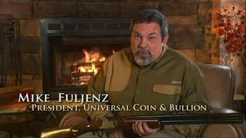 Universal Coin & Bullion TV Spot, 'Diversification'