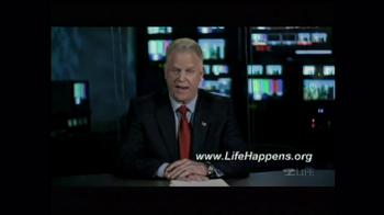 LIFE Foundation TV Spot Featuring Boomer Esiason - Thumbnail 10