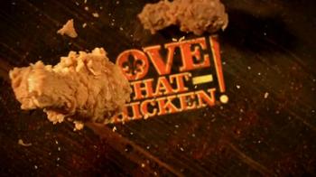 Popeyes Love that  Chicken TV Spot [Spanish]