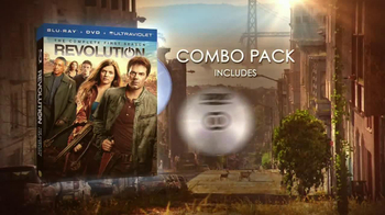 Revolution: The Complete First Season Blu-ray and DVD TV Spot - Thumbnail 9