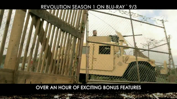 Revolution: The Complete First Season Blu-ray and DVD TV Spot - Thumbnail 4