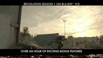 Revolution: The Complete First Season Blu-ray and DVD TV Spot - Thumbnail 5