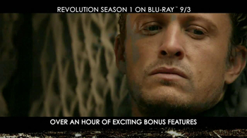 Revolution: The Complete First Season Blu-ray and DVD TV Spot - Thumbnail 6