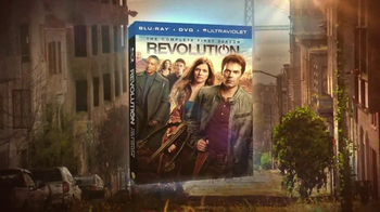 Revolution: The Complete First Season Blu-ray and DVD TV Spot - Thumbnail 8