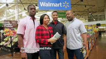 Walmart TV Spot, 'Game Time: Kevin, Nicole and Felix' - Thumbnail 1