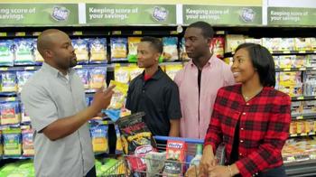 Walmart TV Spot, 'Game Time: Kevin, Nicole and Felix' - Thumbnail 4