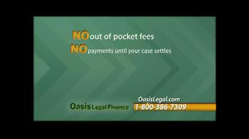 Oasis Legal Finance TV Spot, 'Family' - Thumbnail 10