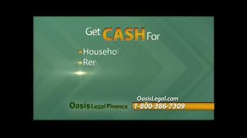 Oasis Legal Finance TV Spot, 'Family' - Thumbnail 6