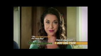 Oasis Legal Finance TV Spot, 'Family' - Thumbnail 8