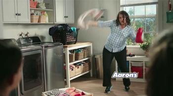 Aaron's TV Spot, 'Primer Lavadora y Secadora' [Spanish] - Thumbnail 7