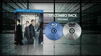 Person of Interest: The Complete Second Season Blu-ray and DVD TV Spot - Thumbnail 9