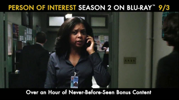 Person of Interest: The Complete Second Season Blu-ray and DVD TV Spot - Thumbnail 4