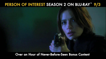Person of Interest: The Complete Second Season Blu-ray and DVD TV Spot - Thumbnail 6