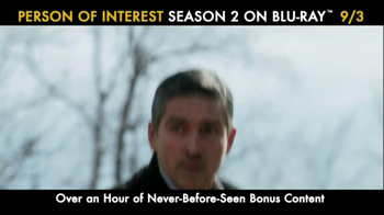 Person of Interest: The Complete Second Season Blu-ray and DVD TV Spot - Thumbnail 7