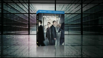 Person of Interest: The Complete Second Season Blu-ray and DVD TV Spot - Thumbnail 8