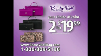 Beauty Roll Bag TV Spot - Thumbnail 10
