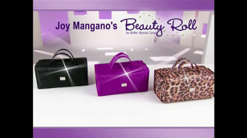 Beauty Roll Bag TV Spot