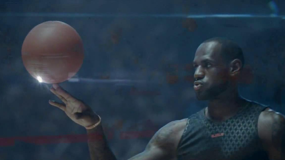 hot sale online a8c69 50842 Nike TV Commercial,  Possibilities  Feat. Lebron James, Song by The Kills -  iSpot.tv