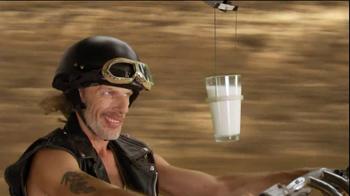 Got Milk? TV Spot, 'Protein Fight Club: Milk vs. Eggs Benedict ' - Thumbnail 7
