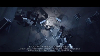 Absolut TV Spot, 'Transform Today' Song by Woodkid - Thumbnail 6
