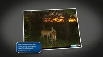 Cuddeback Camera TV Spot Featuring Tom Miranda - Thumbnail 5