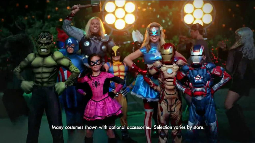 Party City Tv Commercial Be A Character Ispot Tv