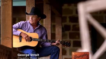 Wrangler TV Spot, 'Long Live Cowboys' Feaaturing George Strait - Thumbnail 1
