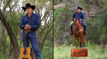 Wrangler TV Spot, 'Long Live Cowboys' Feaaturing George Strait - Thumbnail 2
