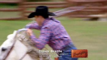 Wrangler TV Spot, 'Long Live Cowboys' Feaaturing George Strait - Thumbnail 4