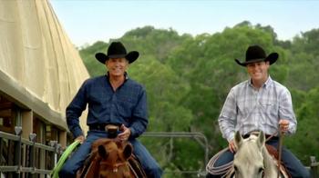 Wrangler TV Spot, 'Long Live Cowboys' Feaaturing George Strait - Thumbnail 5