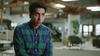 Bank of America TV Spot, 'Khan Academy' - Thumbnail 3