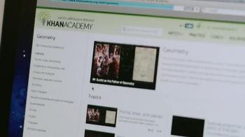 Bank of America TV Spot, 'Khan Academy' - Thumbnail 4