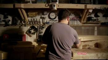 Craftsman TV Spot, 'Made to Make' - Thumbnail 9