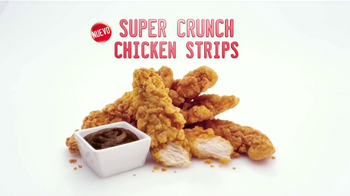 Sonic Drive-In Super Crunch Chicken Strips TV Spot [Spanish] - Thumbnail 7