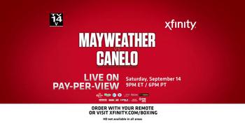 XFINITY On Demand TV Spot, 'Mayweather vs. Canelo' - Thumbnail 10
