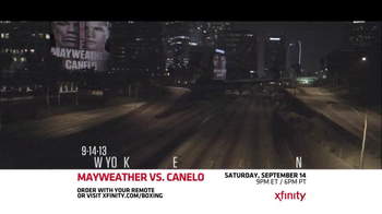 XFINITY On Demand TV Spot, 'Mayweather vs. Canelo' - Thumbnail 2
