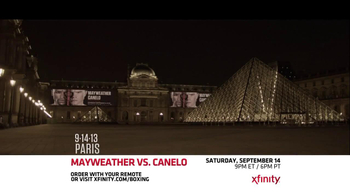 XFINITY On Demand TV Spot, 'Mayweather vs. Canelo' - Thumbnail 3