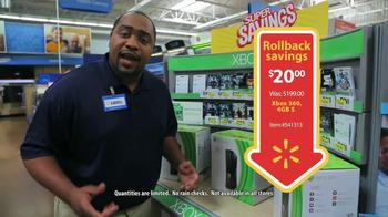 Walmart Super Savings Event TV Spot, 'Xbox'