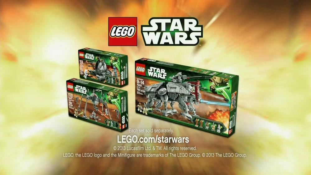 Lego Star Wars At Te Tv Commercial At Te Droids Ispottv
