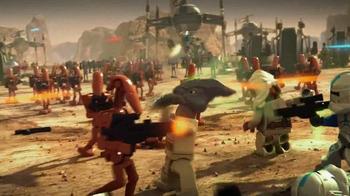 LEGO Star Wars AT-TE TV Spot, 'AT-TE Droids' - Thumbnail 1
