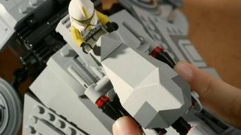 LEGO Star Wars AT-TE TV Spot, 'AT-TE Droids' - Thumbnail 3